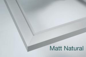 Matt Natural finish sample image