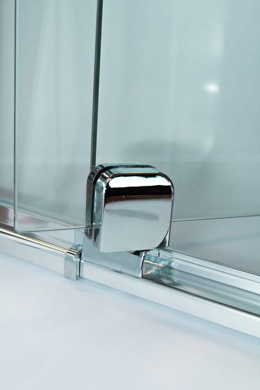 Optima Shower Screen Pivot Patch Fitting Pivotech