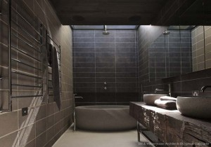 Pivotech_How to master the black bathroom trend