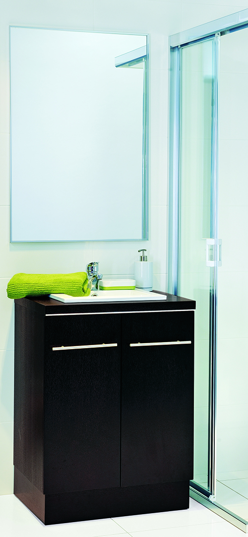 A Pivotech Mirror Frame Ensures The Is Finished To Same Standard As Rest Of Bathroom While Also Making
