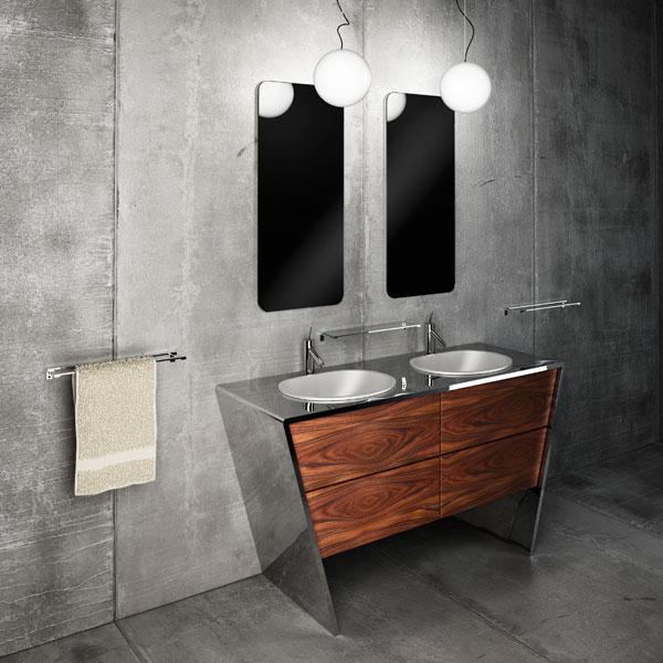 Italian bathroom furniture idea