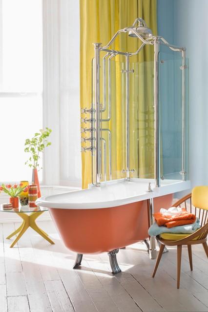 Pivotech_bold bathroom colour