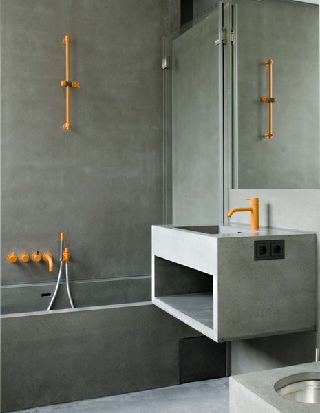 Attractive Less Is More With Minimalist Bathroom Design