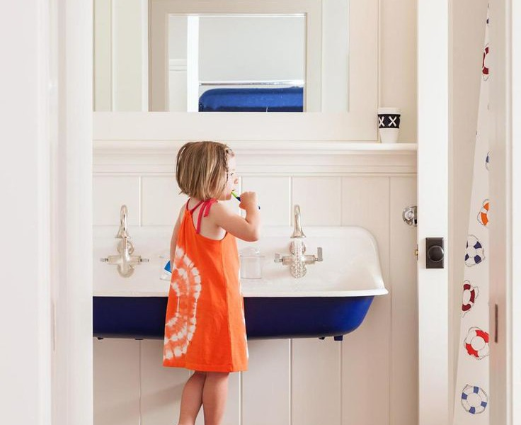 bathroom design for children - pivotech
