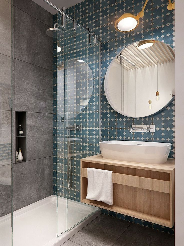 Glass shower screens are brilliant and this is why - Les sales de bains ...