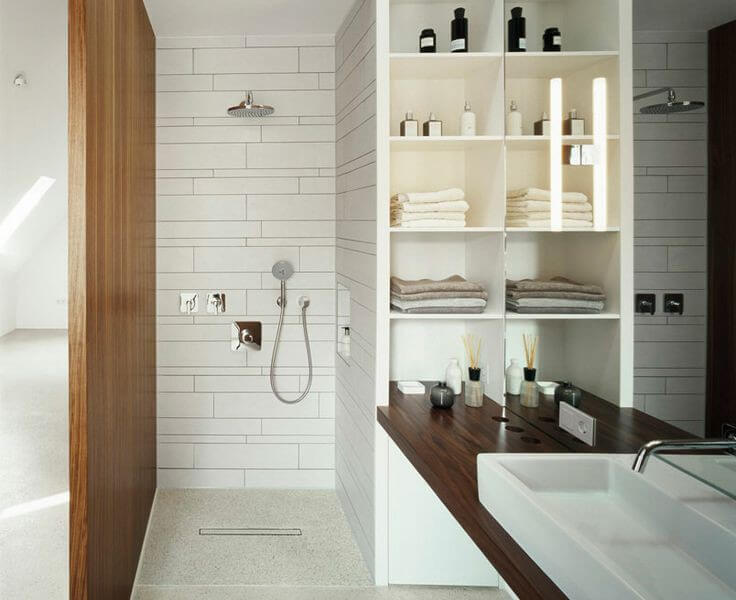 apartment bathroom design - Apartment Bathroom Designs