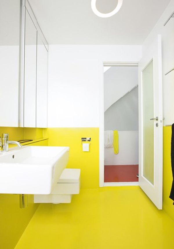 Bathroom Trend Report A Little Ray Of Sunshine Pivotech