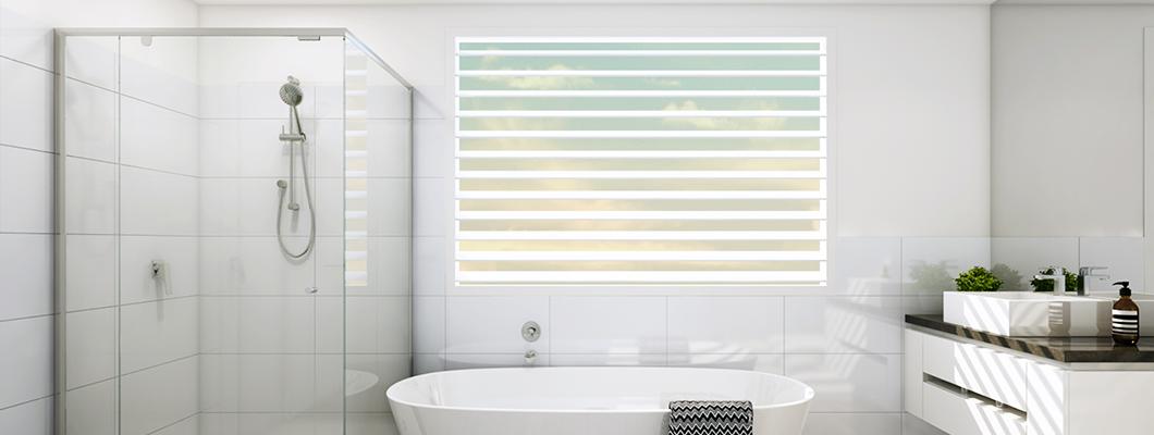 semiframeless shower screen