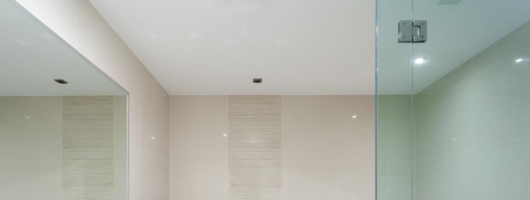 frameless glass shower hardware