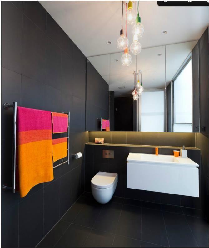 Archive justine dibella pivotech for Funky bathroom designs