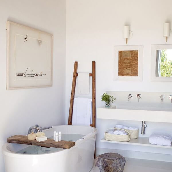 Beau Bathroom Design Trend: The Neutral Bathroom