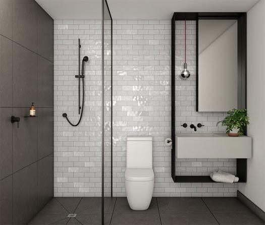 Back to black the black bathroom trend part three pivotech for Channel 4 bathroom design ideas