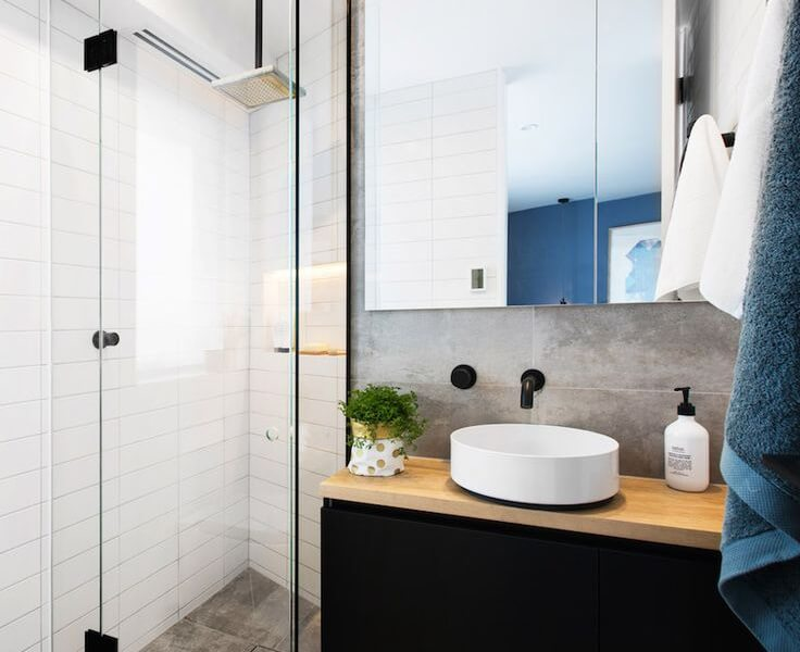 Back To Black The Black Bathroom Trend Part Three Pivotech