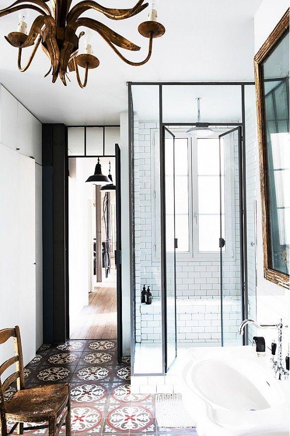 Perfecting Parisian Modern In The Bathroom Pivotech