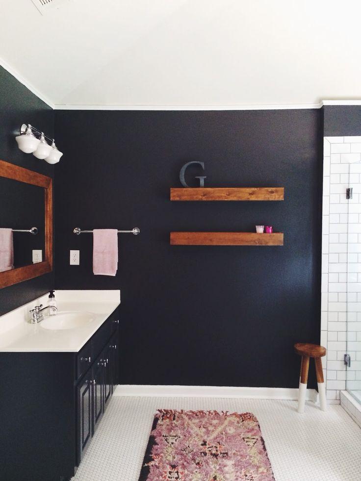 Navy Bathrooms The New Black Pivotech