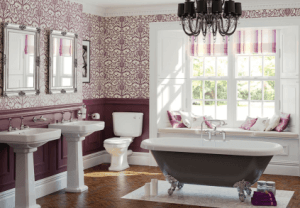 With Famous Brands Like Twyford And Royal Doulton To Their Name The English Have Perhaps The Best Known Style Of European Bathroom