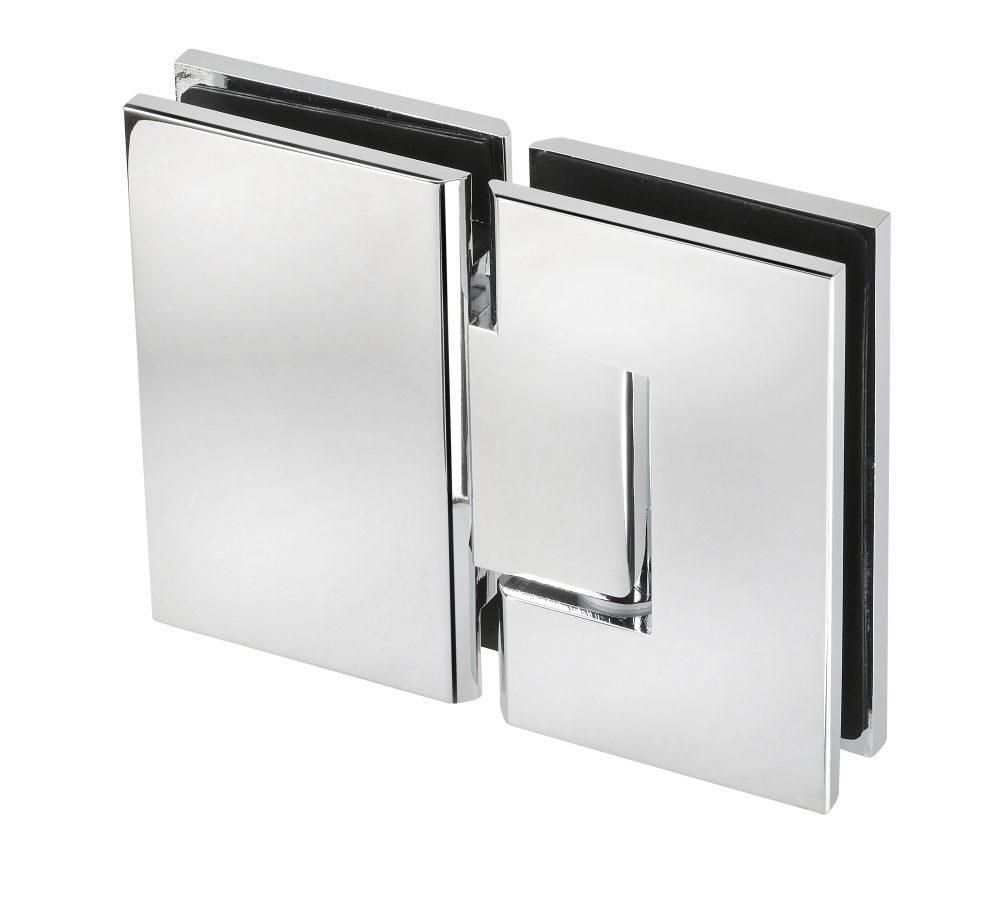 hinge frameless glass hardware
