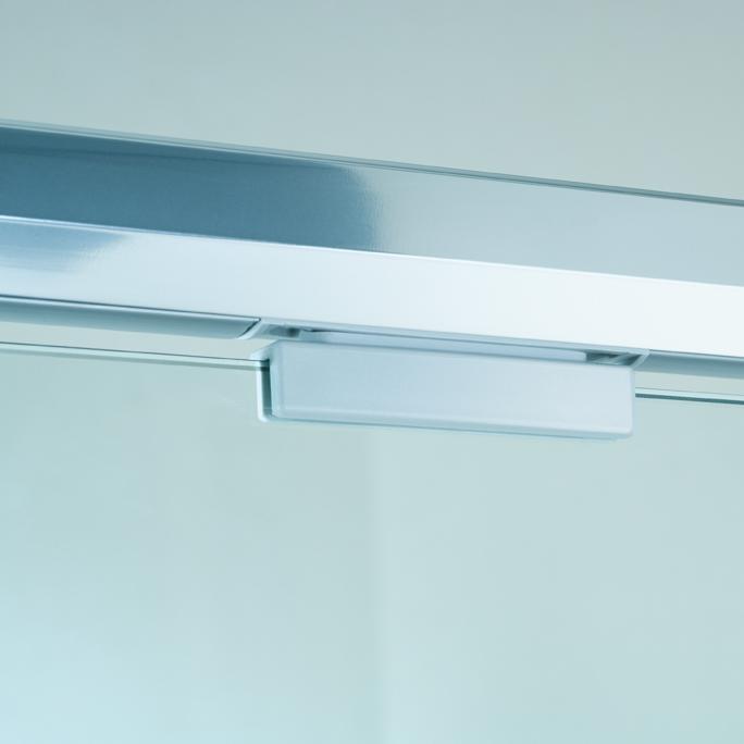 detail image of Evolution semi framed shower screen