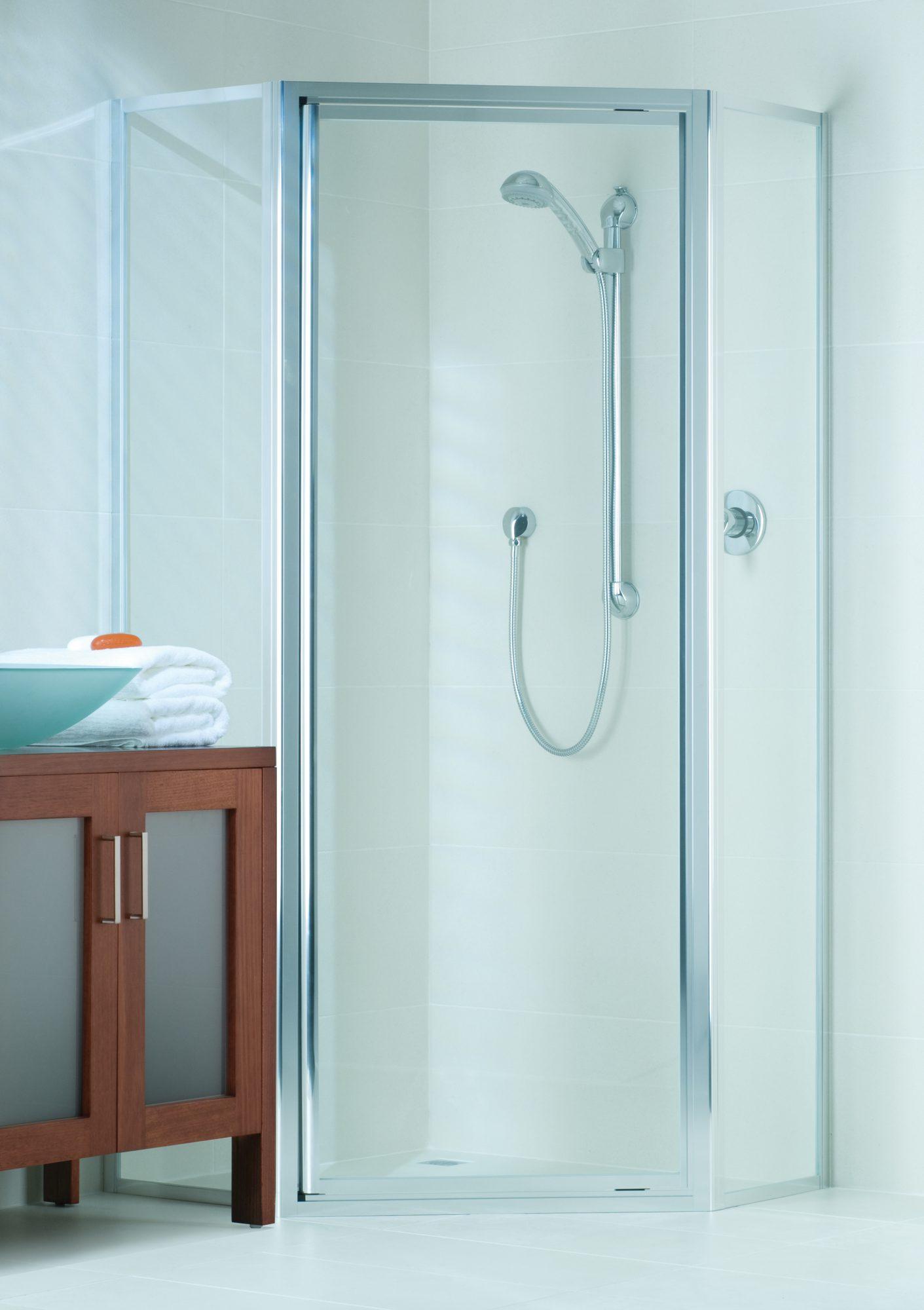 Dimension framed shower screens