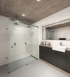 Pivotech for 1800s bathroom decor
