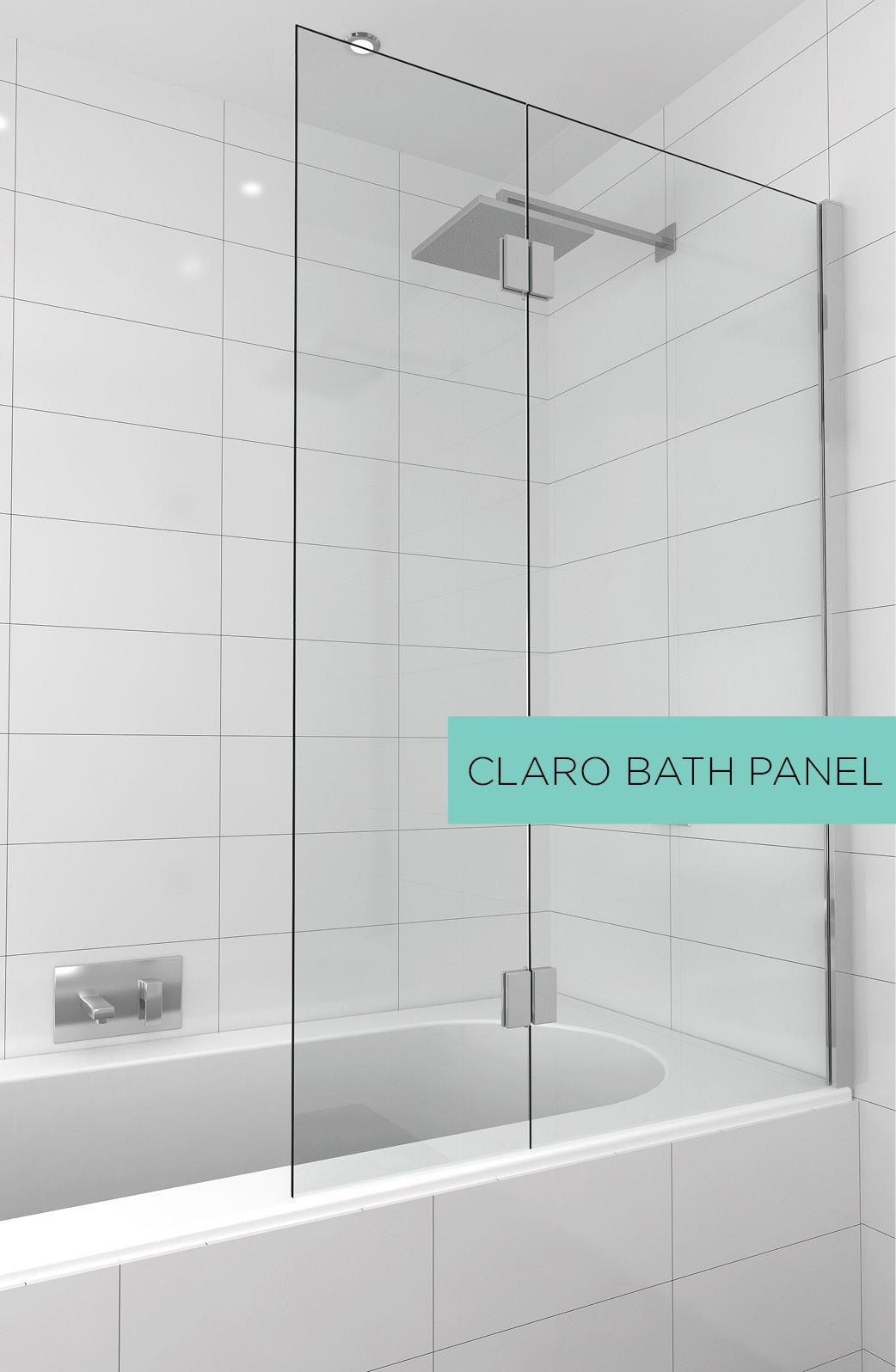 Bath panel render