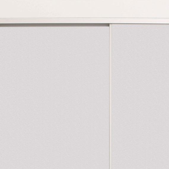 wardrobe door system